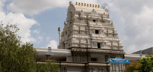 ISKCON Temple Bangalore - Sri Radha Krishna Temple - Biggest ISKCON Temples In The world