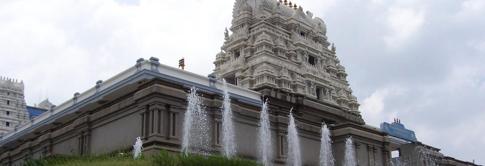 ISKCON Temple Bangalore - Sri Radha Krishna Temple - Biggest ISKCON Temples In The world
