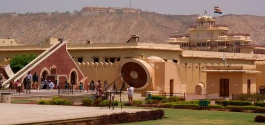 Jantar Mantar Hawa Mahal, Jaipur,India