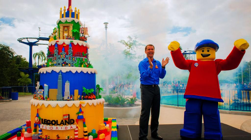 The Lego land Park Florida Resort, U.S.A