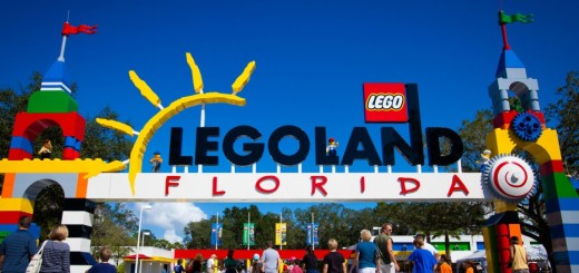 The Lego land Park Florida Resort, U.S.A