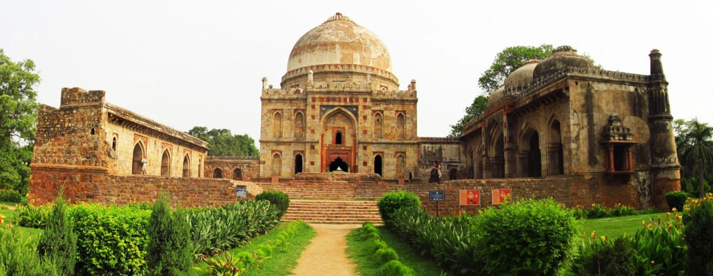 Lodi Gardens - Beautiful Park In Delhi, India