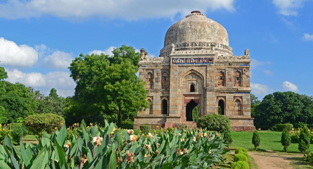 Lodi Gardens - Beautiful Park In Delhi, India