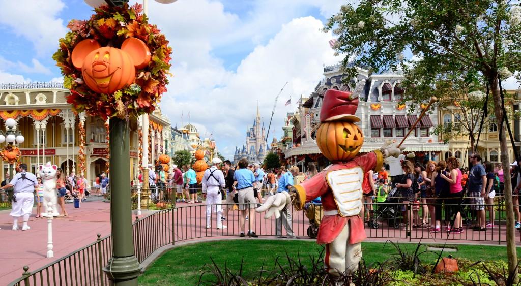 The Magic Kingdom Park Florida, U.S.A