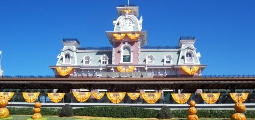 The Magic Kingdom Park Florida, U.S.A