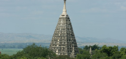 Mahabodhi Temple, UNESCO World Heritage Site, Bodh Gaya, India (1)