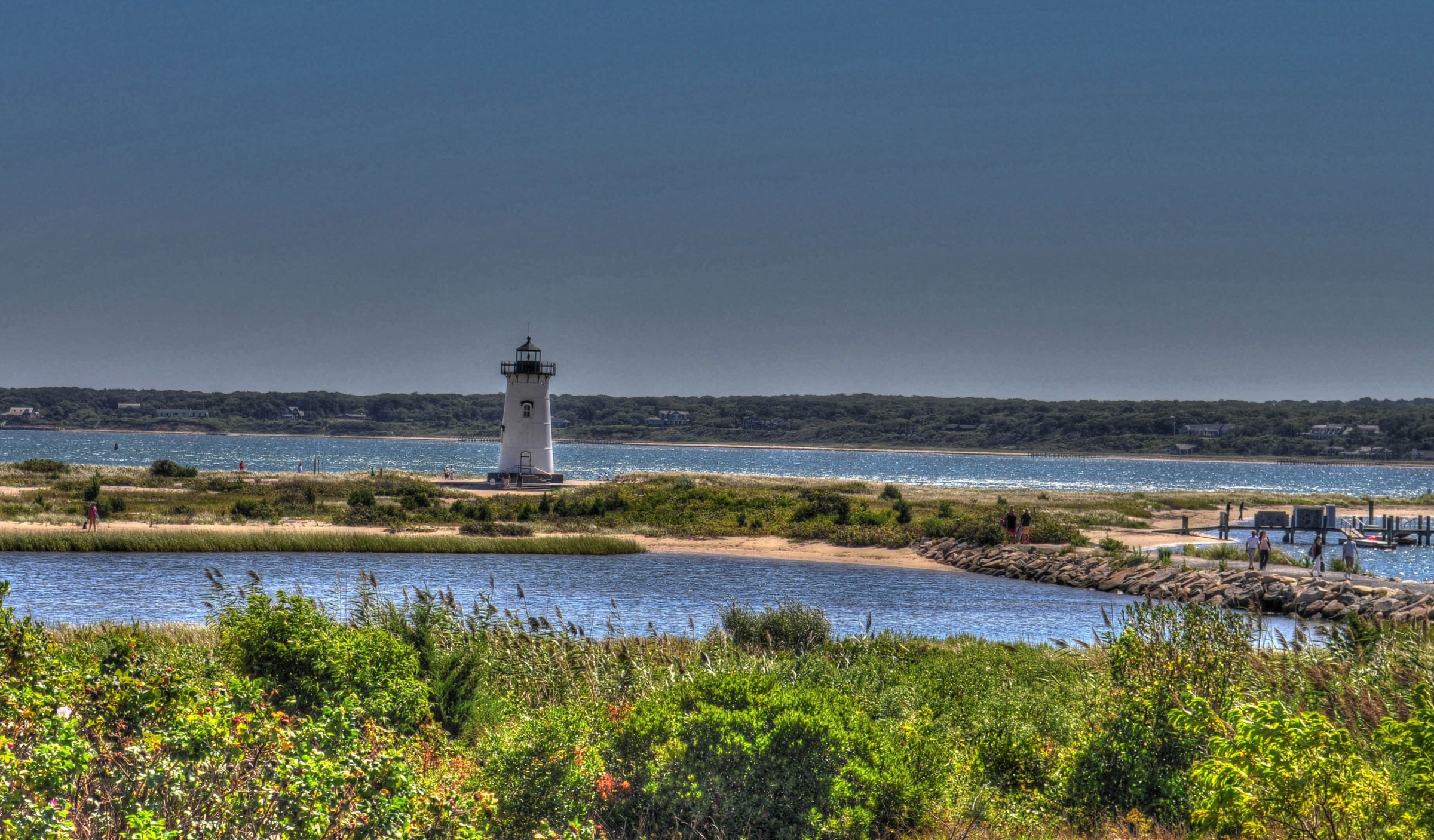Martha-Vineyard---Massachusetts-Light-House