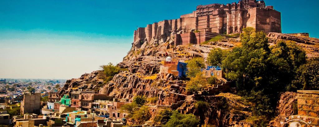 Mehrangarh Fort Jodhpur, Rajasthan, India