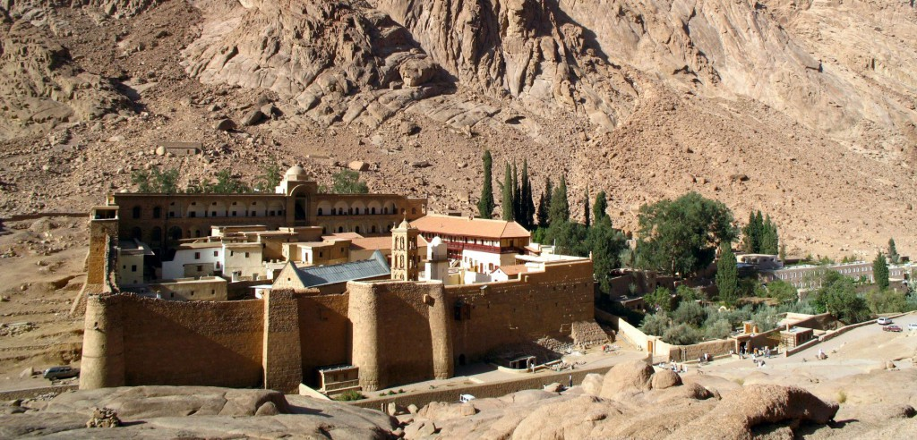 The Beautiful Mount Sinai Egypt