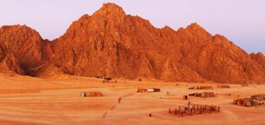 The Beautiful Mount Sinai Egypt
