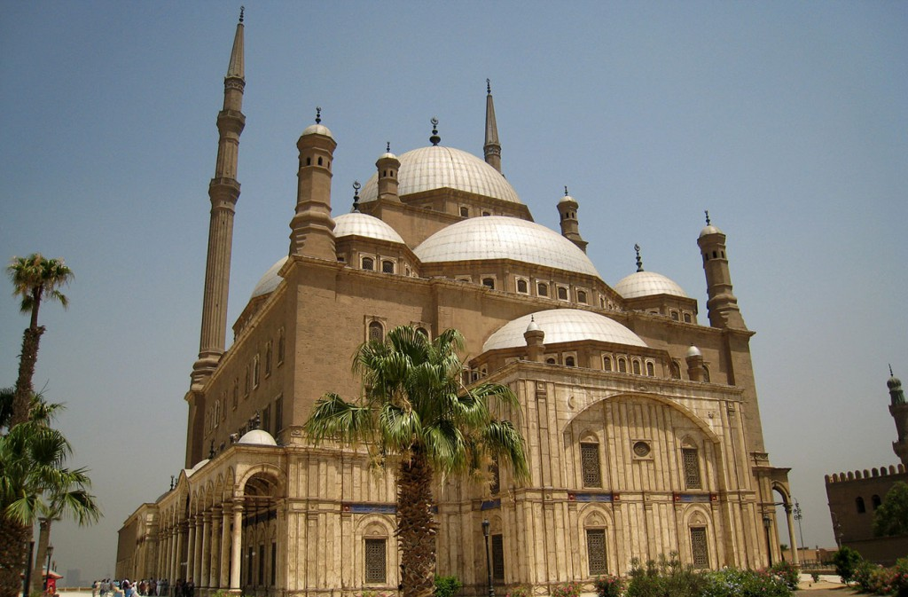 Image result for The Great Mosque of Muhammad Ali Pasha