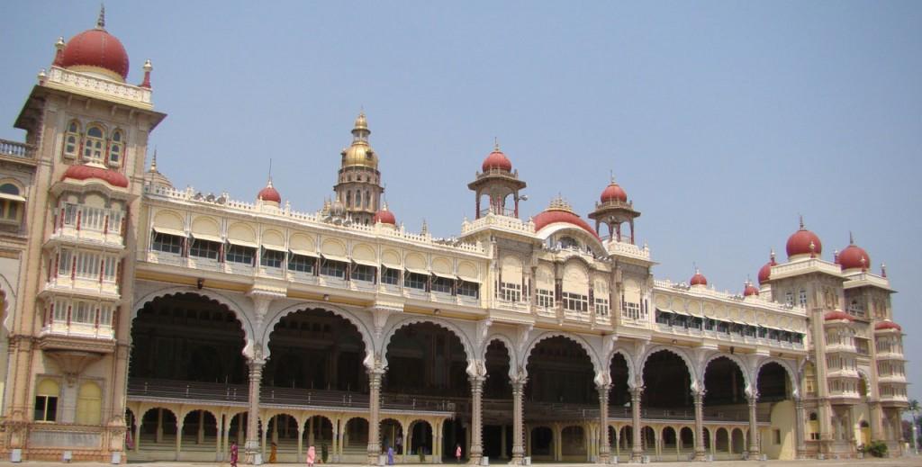 Mysore Palace Karnataka, southern India