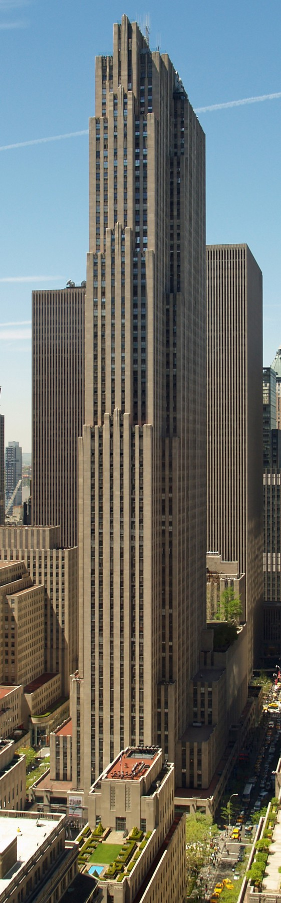 Rockefeller Centre 22 Acres Large - New York City, United States