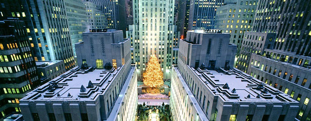 Rockefeller Centre 22 Acres Large - New York City, United States