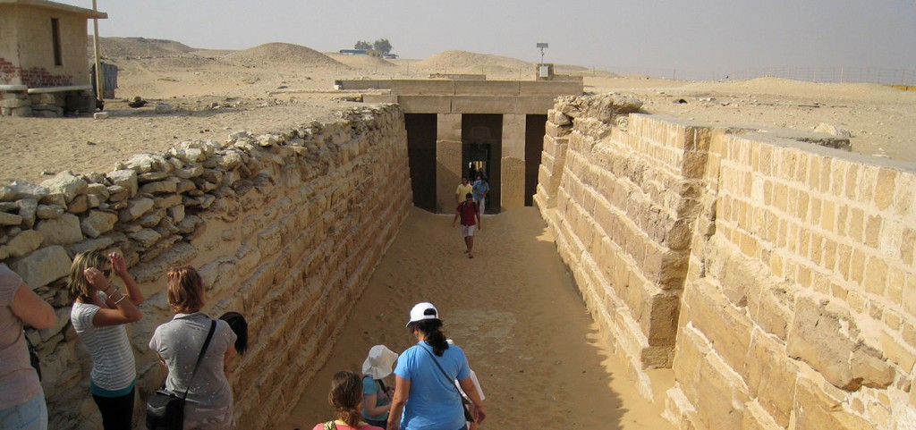 The Beautiful Saqqara Giza Governorate, Egypt