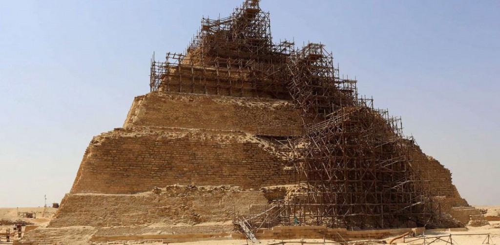 The Beautiful Saqqara Giza Governorate, Egypt