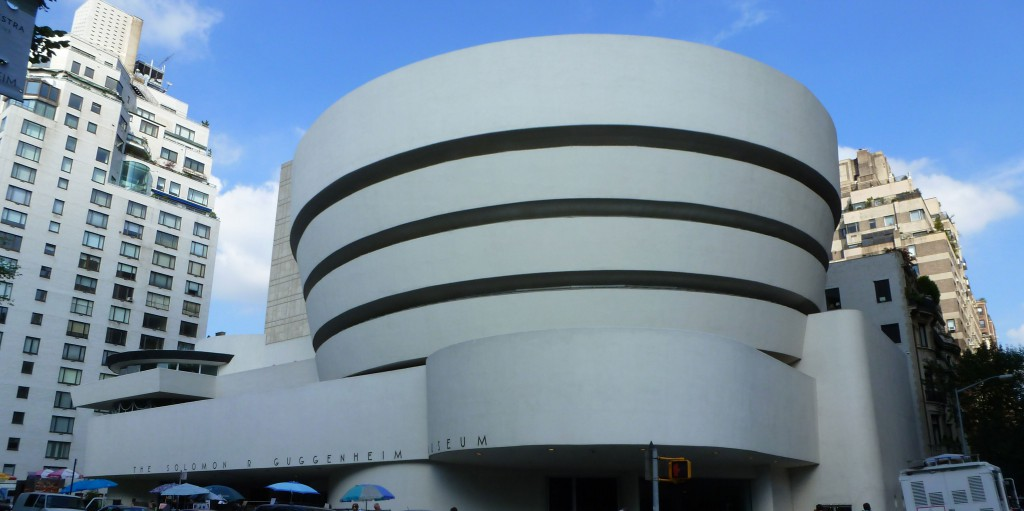 Solomon R. Guggenheim Museum In Manhattan, New York City, United State