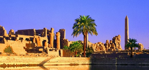 The Karnak Temple Complex - Decayed Temples, Pylons, Chapels and Buildings