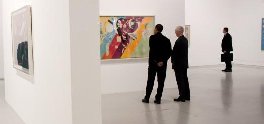 The Museum of Modern Art Midtown Manhattan - New York City
