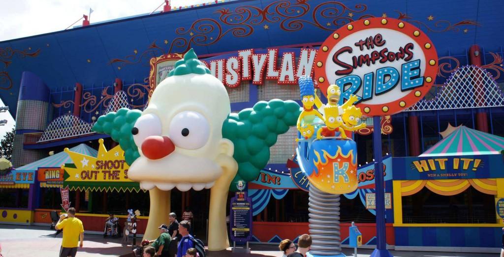 Universal Studio Orlando, Florida, United States