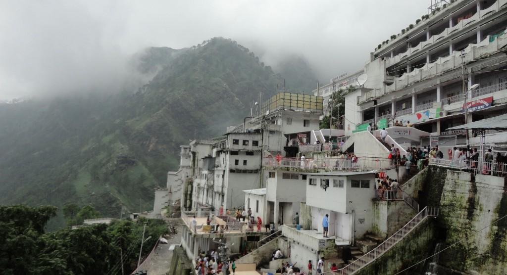 Vishnu Devi Holy Cave Katra, Jammu And Kashmir, India