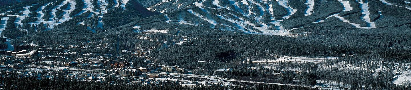 Breckenridge Ski Resort - Alpine Ski Resort Western United States