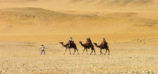 Giza Plateau - Geographical Area- Egypt