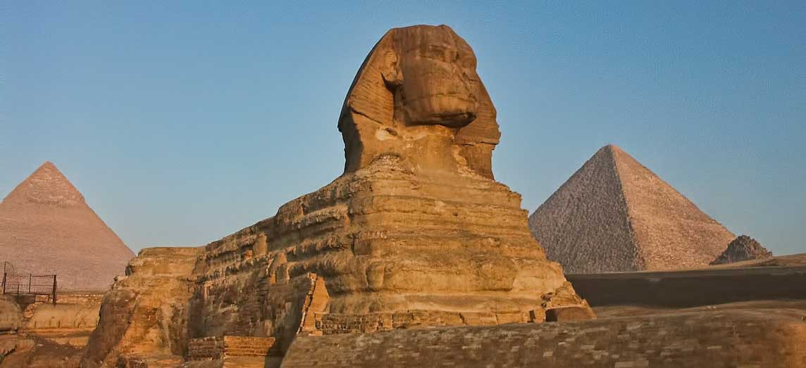 Giza Plateau - Geographical Area- Egypt