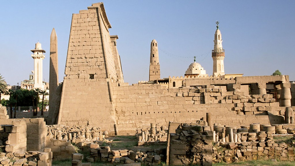 Luxor Temple - Largest Ancient Egyptian Temple