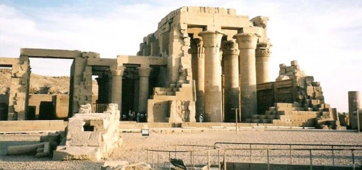Temple of Kom Ombo - 180-47 BC