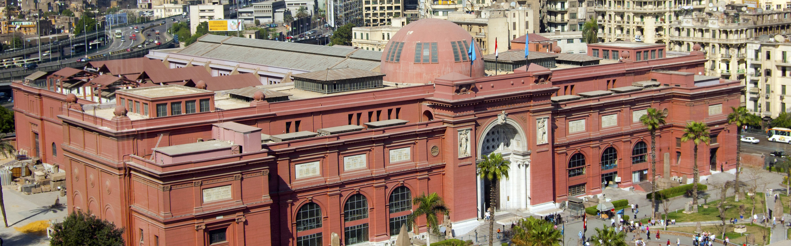 The Museum of Egyptian Antiquities - Egyptian Museum or Museum of Cairo, in Cairo, Egypt (1)