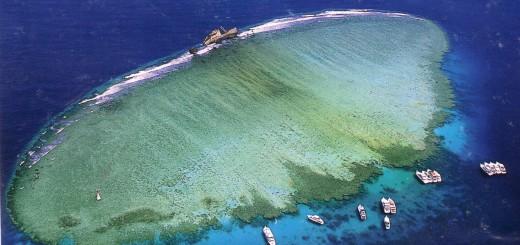 Tiran Island - Jazirat Tiran, Aka Jeziret Tiran and Yotvat Island (1)