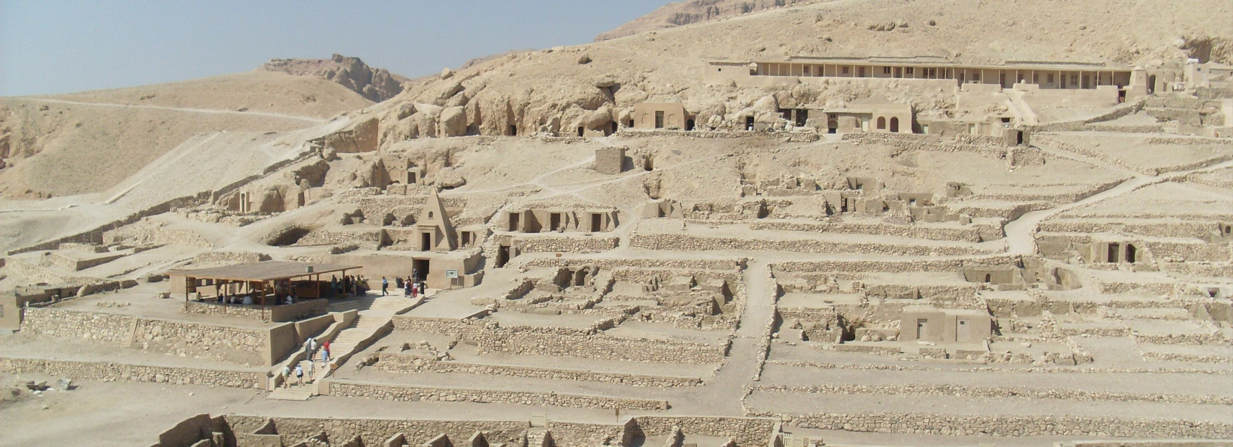 Valley Of The Queens - Wives Of Pharaohs - Ta-Set-Neferu - Egypt (The Place Of Beauty)