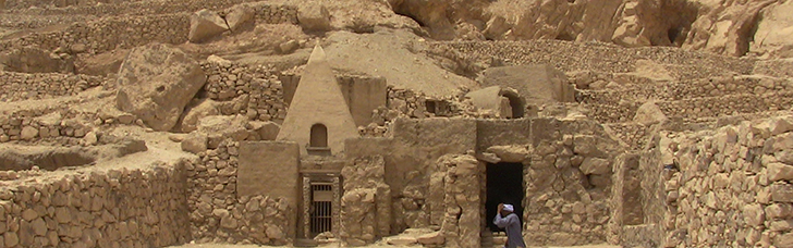 Valley of the Kings - Egypt  (1)