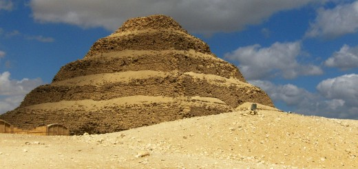 Pyramid of Djoser Saqqara Necropolis, Egypt