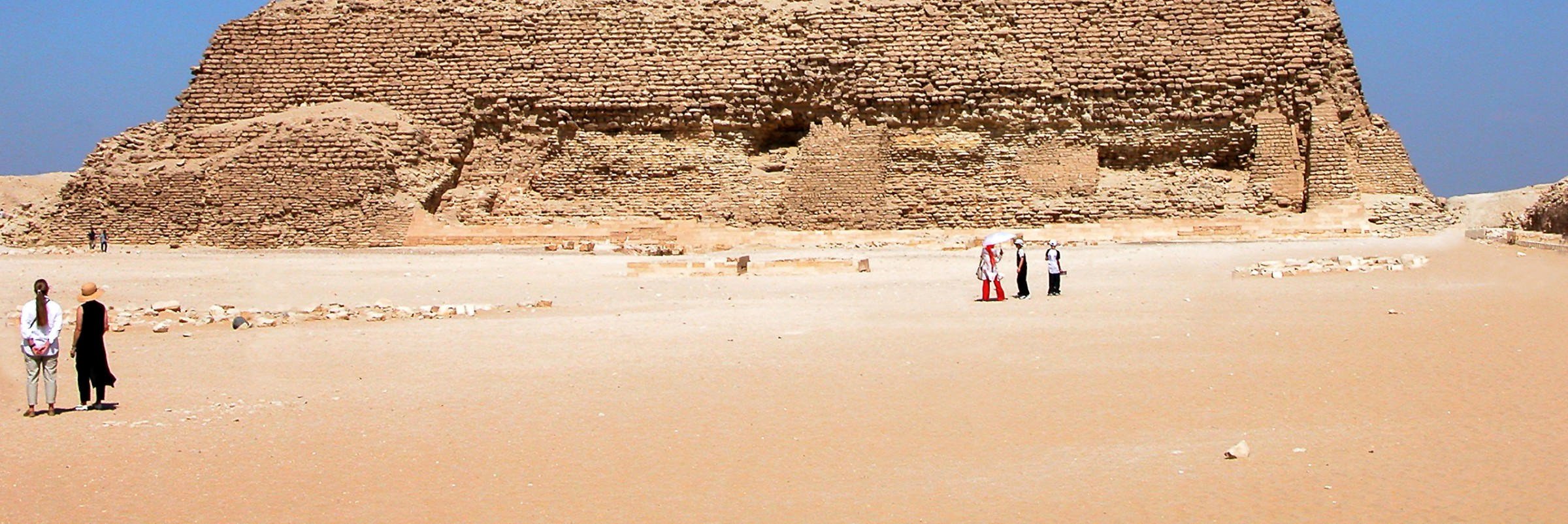 Pyramid of Djoser Saqqara Necropolis, Egypt