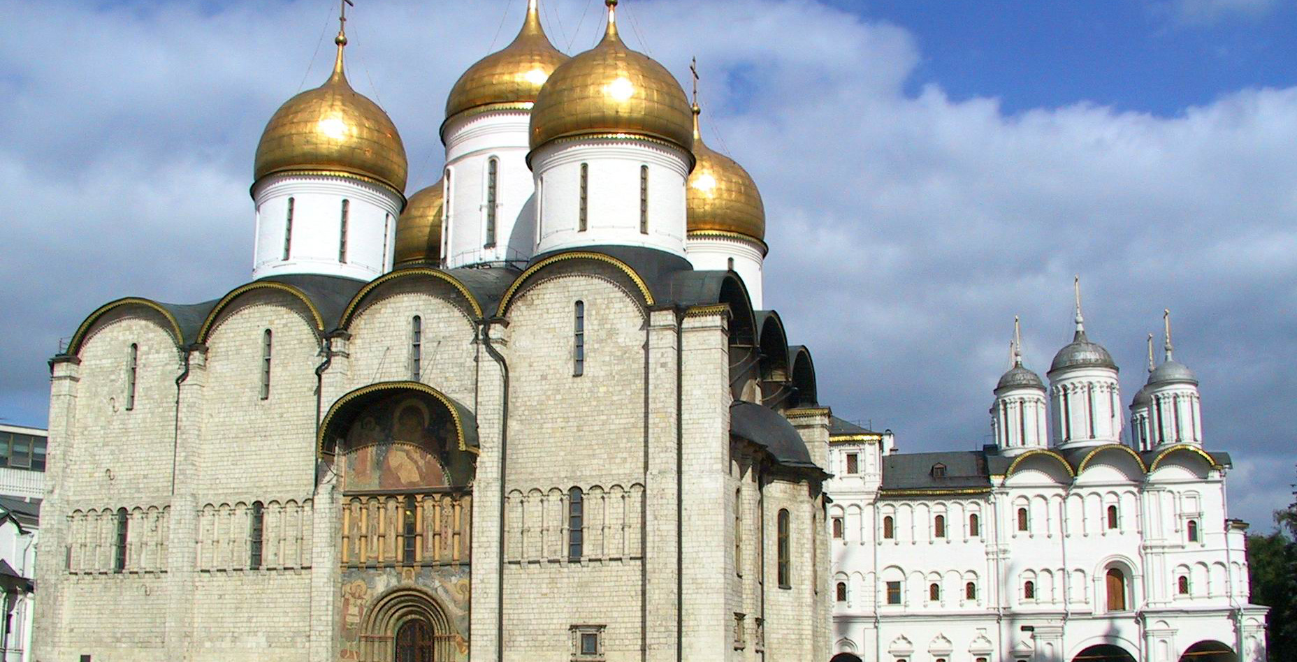 Russia Assumption Cathedral.