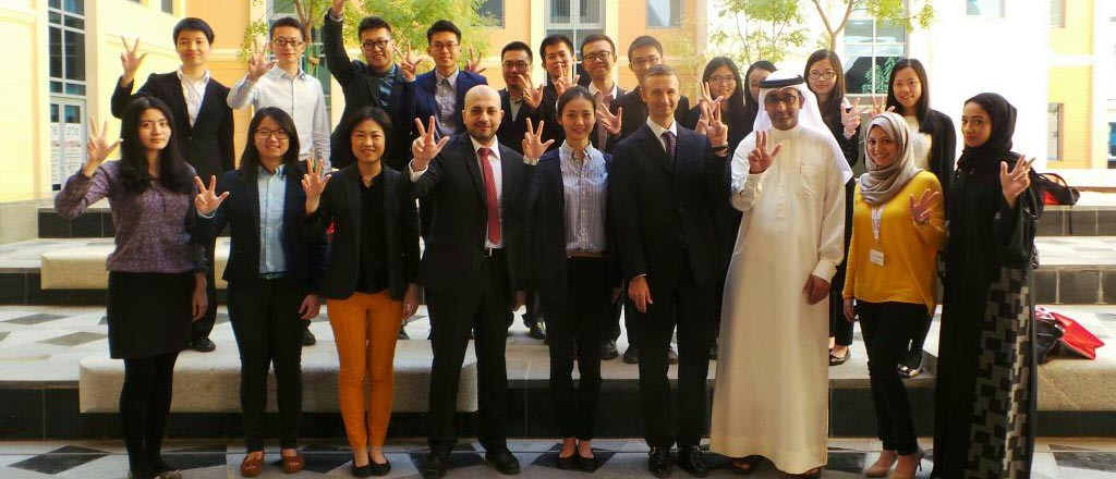 Dubai Business Internship Program Celebrates First Graduate Trainee