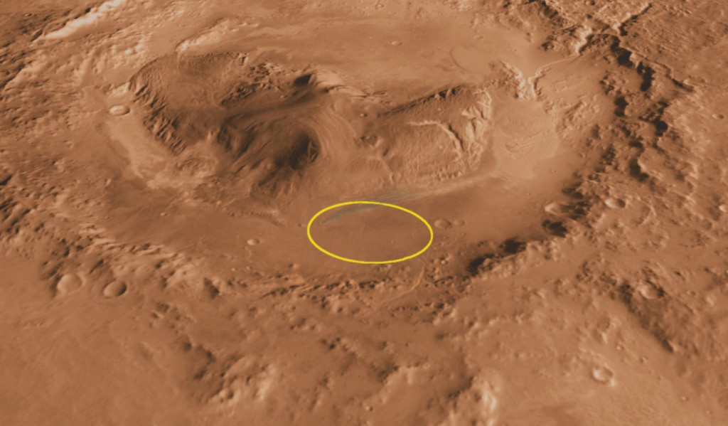 Water Evidence Confirms On mars - Nasa News