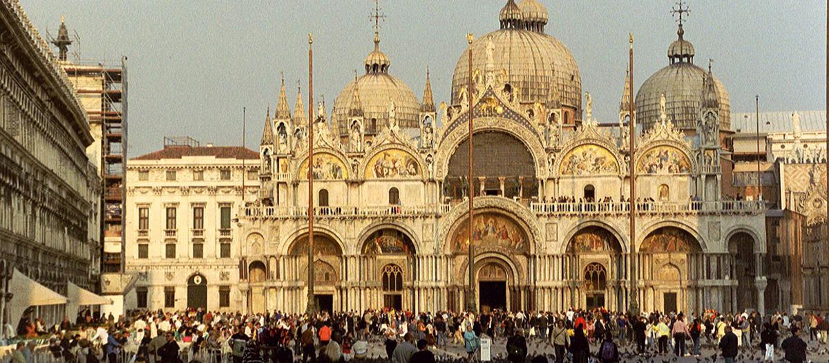 Italy Saint Mark's Basilica