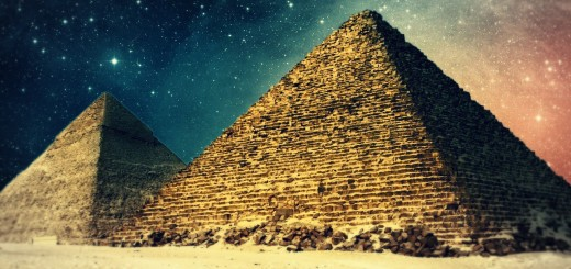 Architects And Scientists Observed Thermal Anomalies or Change In Temperature In Pyramids Of Egypt