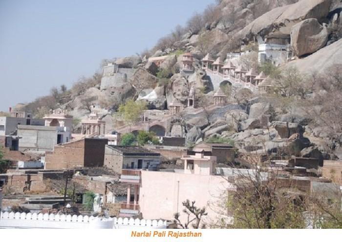 The historical Kumbhalgarh Fort
