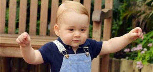 In Britain Prince George Became The Focus Of Similar Cake