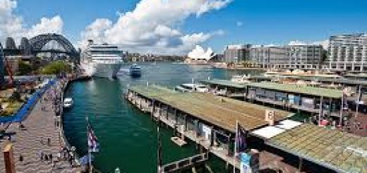 Circular Quay, Australia - beautiful global 001