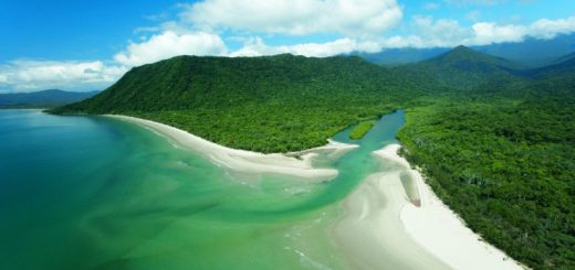 Cape Tribulation Queensland, Australia - beautiful global 003