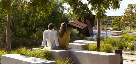 Royal Botanic Gardens, Victoria Australia - beautiful global 001