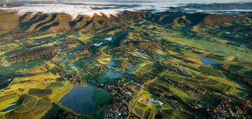 Hunter Region, Australia - beautiful global 001