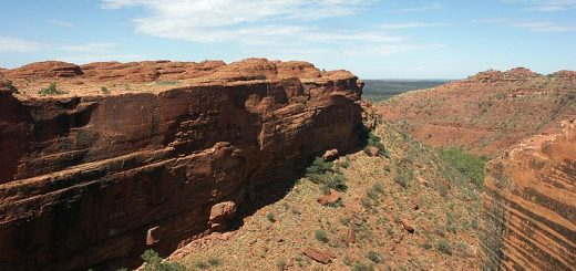 Kings Canyon, Australia - beautiful global 001
