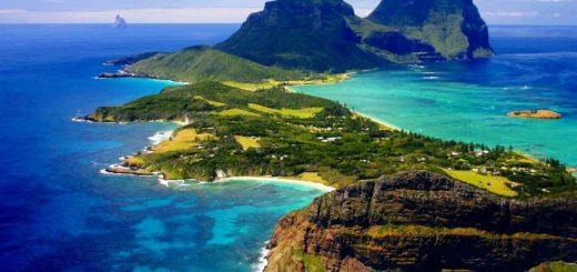Lord Howe Island, Australia - beautiful global 003