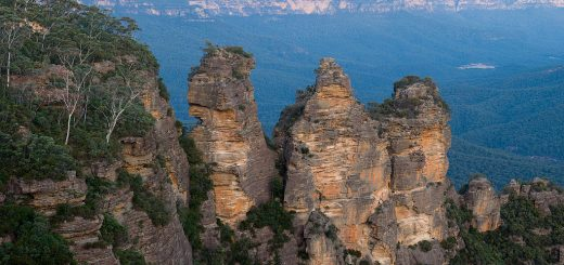 Three Sisters, Australia - beautiful global 003